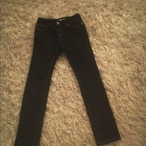 Old navy girls super skinny jeans size 8